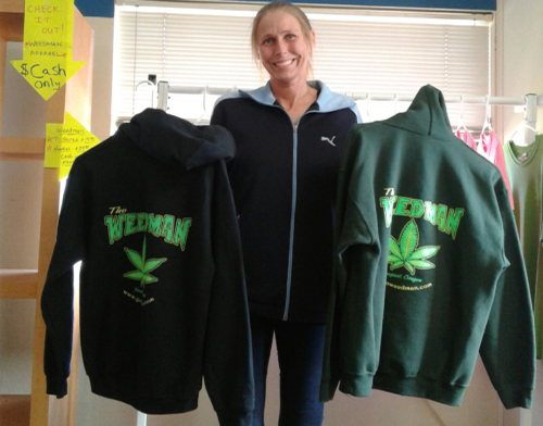 weedman hoodies